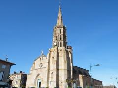 Eglise Notre-Dame de la Visitation - This building is classé au titre des monuments historiques de la France. It is indexed in the base Mérimée, a database of architectural heritage maintained by the French Ministry of Culture,under the reference PA00095836 .