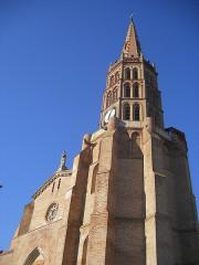 Eglise Notre-Dame de la Visitation -  Montech