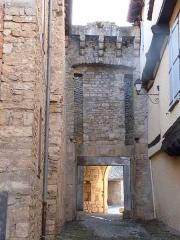 Porte fortifiée - Français:   Porte fortifiée (Classé)