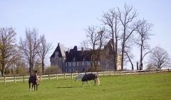 Château de la Vallée - Français:   Château de la Vallée à Assigny (Cher), XVIe siècle.