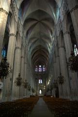 Cathédrale Saint-Etienne - Bourges, Cathédrale Saint-Étienne