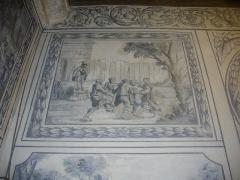 Hôtel ou Palais Jacques-Coeur - Palais Jacques-Cœur, Bourges (Cher, France): cabinet des échevins