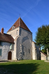 Eglise Saint-Martin - English: Eglise saint martin de corquoy à corquoy