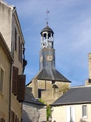 Beffroi - Français:   Beffroi de Vierzon (Cher, France)