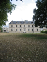 Ancien château de Lazenay - This building is indexed in the Base Mérimée, a database of architectural heritage maintained by the French Ministry of Culture, under the reference PA00096946 .