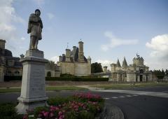 Château d'Anet - Château et site