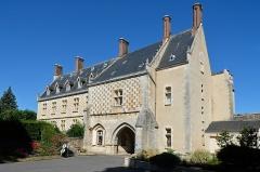 Ancienne abbaye Saint-Florentin - Français:   Abbaye Saint-Florentin de Bonneval - Eure-et-Loir