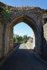 Portes de Ville - Français:   Porte de ville - Bonneval, Eure-et-Loir