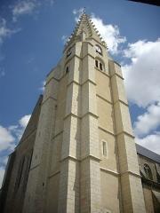 Eglise Saint-Valérien - Français:   Église Saint-Valérien de Châteaudun (Eure-et-Loir, France)