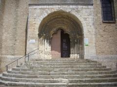 Eglise Saint-Valérien - Français:   Église Saint-Valérien de Châteaudun (Eure-et-Loir, France), porche sud