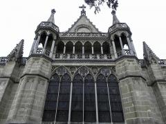 Domaine de la chapelle royale Saint-Louis - Français:   Croisillon sud de la chapelle royale Saint-Louis de Dreux (28).