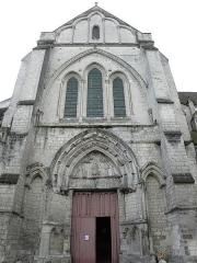 Eglise Saint-Pierre - Transept nord de l'église Saint-Pierre de Dreux (28).