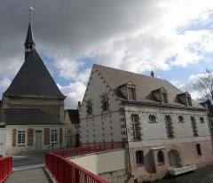 Ancien Hôtel-Dieu de Dreux - Français:   Hôtel-Dieu de Dreux (28).