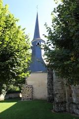 Eglise Saint-Aignan - Français:   Église Saint-Aignan de Fontaine-les-Ribouts en France.