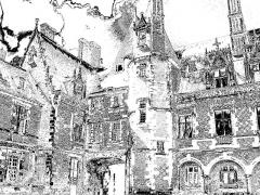 Château - château de Maintenon