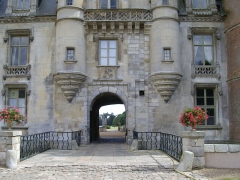Château - Extérieur du Château de Maintenon
