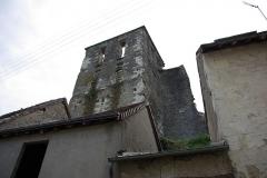 Ensemble castral - Français:   Château de Châtillon-sur-Indre (Indre, France): tour de la prison