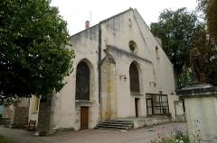 Ancien couvent des Carmes - Français:   sert de salle de spectacles