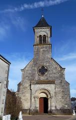 Eglise Saint-Martin de Vicq - Français:   Saint-Martin