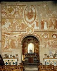Eglise Saint-Martin de Vicq - This building is classé au titre des monuments historiques de la France. It is indexed in the base Mérimée, a database of architectural heritage maintained by the French Ministry of Culture,under the reference PA00097413 .