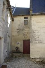 Château - Français:   Puit du château de Palluau-Frontenac.