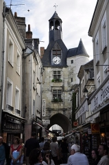 Tour de l'Horloge - This building is indexed in the Base Mérimée, a database of architectural heritage maintained by the French Ministry of Culture,under the reference PA00097524 .
