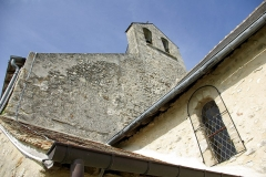 Eglise Saint-Symphorien-les-Ponceaux - Français:   Église Saint-Symphorien d\'Avrillé-les-Ponceaux.