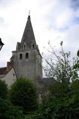Eglise Sainte-Marie-Madeleine - Français:   Église Sainte-Marie-Madeleine d\'Azay-sur-Cher.