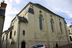 Eglise Saint-Germain - Français:   Église Saint-Germain de Bourgueil.
