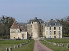 Château de Boussay - Français:   Château de Boussay (Indre et Loire)
