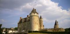 Château de Montpoupon - Français:   Château de Montpoupon (Inscrit Classé)
