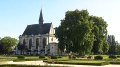 Château - Français:   Chapelle Saint-Louis