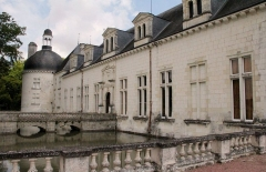 Château - This building is classé au titre des monuments historiques de la France. It is indexed in the base Mérimée, a database of architectural heritage maintained by the French Ministry of Culture,under the reference PA00097626 .