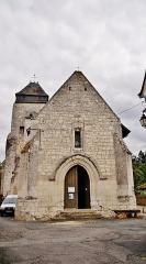 Eglise paroissiale Saint-Martin - Français:   église St Martin