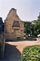 Château - Château de Chinon (Classé Classé)