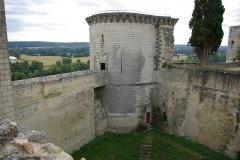 Château - Château de Chinon: Tour de Boissy