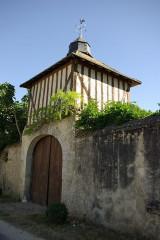 Ancienne hôtellerie Saint-Louis - Français:   Hôtellerie Saint-Louis - Cléré-les-Pins