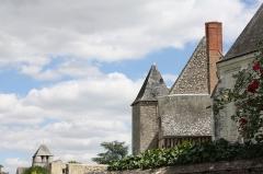 Eglise Notre-Dame-de-Fougeray - Français:   Église Notre-Dame-de-Fougeray de Cormery