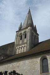 Eglise Saint-Mandé-Saint-Jean - Deutsch: Katholische Kirche Saint-Mandé-Saint-Jean in Ferrière-Larçon im Département Indre-et-Loire (Centre-Val de Loire/Frankreich)