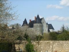Château -  Genillé (Le Château)