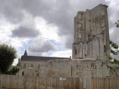 Château du Grand Pressigny - Français:   PA00097768