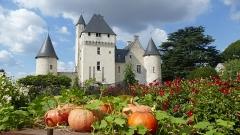 Château du Rivau - English: Castle Château du Rivau, France