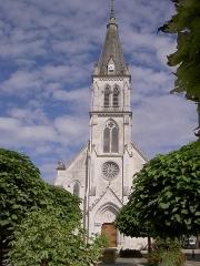 Eglise paroissiale Saint-Martin - Français:   PA00097813
