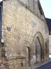 Ancien Palais de Justice ou Audience -  Palais de justice de Limeray, Indre et Loire, France