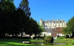 Château et son enceinte - Château de Loches