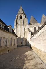 Ancienne collégiale Saint-Ours - Français:   Collégiale Saint-Ours de Loches