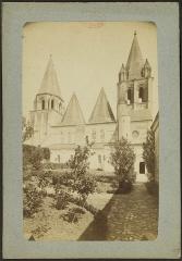 Ancienne collégiale Saint-Ours -