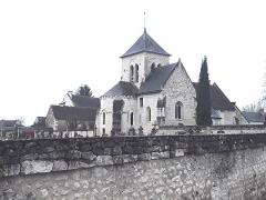 Eglise paroissiale Saint-Martin - Français:   Église Saint-Martin de Marcé-sur-Esves, contruite au XIIème siècle