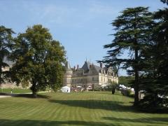 Domaine de la Bourdaisière -  Château de La Bourdaisière à Montlouis-sur-Loire