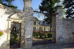 Manoir de la Plâterie - Français:   Manoir de la Plâterie à Restigné (France).